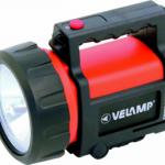 Phare LED 1 W à piles (4R25 ou 4D) -DOOMSTER BASIC