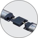 FLATLED connecteur droit