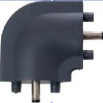 FLATLED connecteur angle 90°