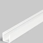 Profilé LED SMART10 /1m laqué blanc (A/Z)