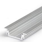 Profilé LED GROOVE14 /1m alu brut (EF/Y)