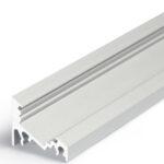 Profilé LED CORNER10 /2m alu anodisé (BC/UX)