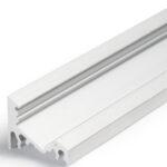 Profilé LED CORNER10 /1m alu brut (BC/UX)