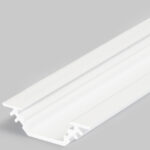 Profilé LED TRIO10 /1m alu laqué blanc (BC/-)