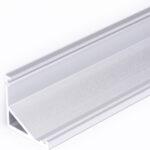 Profilé LED CABI12 /1m alu anodisé(E/-)