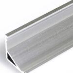 Profilé LED CABI12 /1m alu brut(E/-)