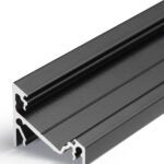 Profilé LED CORNER14 /1m alu anodisé noir (EF/YT)