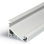 Profilé LED CORNER27 /1m alu anodisé (G/UX)