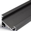 Profilé LED CORNER27 /1m alu anodisé noir (G/UX)