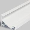 Profilé LED CORNER27 /1m alu laqué blanc (G/UX)