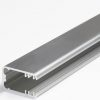 Profilé LED MIKRO-LINE12 /1m alu brut