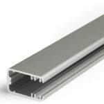 Profilé LED MIKRO-LINE12 /1m alu anodisé