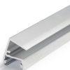 Profilé LED EDGE10 /1m alu anodisé (ABC/-)