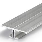 Profilé LED BACK10 /1m alu brut (A/UX)