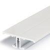Profilé LED BACK10 /1m alu laqué blanc (A/UX)