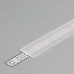 Diffuseur plat A /1mx10,2mm transparent
