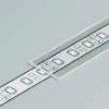Diffuseur plat B /2mx15,4mm transparent