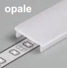 Diffuseur clips C /1mx13,1mm opale