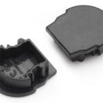 Terminaison UNI12 D noir (set de 2)