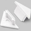 Terminaison TRIO10 blanc (set de 2)