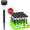 Borne solaire SPK02 LED de jardin 1.2v Ni-Mh autonomie 8h1
