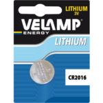"Pile ""bouton"" Lithium 3V 75mAh"