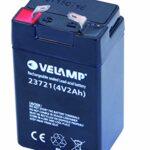Batterie rechargeable au plomb 4V 2 Ah