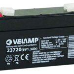 Batterie rechargeable au plomb 6V 1.3 Ah