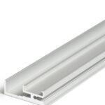 Profilé LED AMBI12 /110mm alu anodisé (C/-)