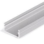 Profilé LED BEGTON12 /1m alu anodisé (J/S)