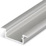 Profilé LED BEGTIN12 /1m alu anodisé (J/S)