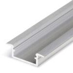 Profilé LED BEGTIN12 /2m alu brut (J/S)