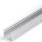 Profilé LED SMART-IN10 / 1m alu brut (A/Z)