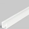 Profilé LED SMART-IN10 / 1m laqué blanc (A/Z)