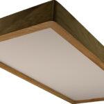 Cadre en bois 300×600 + panel 42360 – Chêne clair