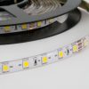 Strip LED 5m IP65 Etanche 14W/m 1022L/m 3000K 24V Larg.10mm