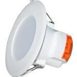 Spot encastré LED intégrée 4000K 100° 400L 5 W – boite x10