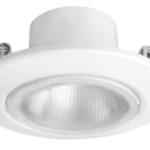 Spot encastré MEGAMAN LED intégré 4W 250Lm 2800K blanc chaud