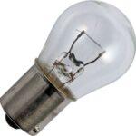 Ampoule BA15s 12V 25W G25x45mm