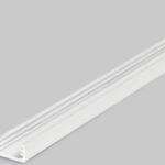 Profilé LED SLIM8 /1m laqué blanc (A/Z)