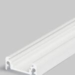 Profilé LED SURFACE10 /1m alu laqué blanc (BC/UX)
