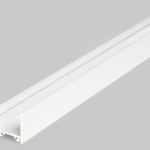 Profilé LED LINEA20 /1m alu laqué blanc (E-E7-F/TY)