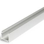 Profilé LED WIDE24 /1m alu anodisé (G/W)