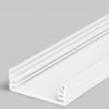 Profilé LED WIDE24 /1m alu laqué blanc (G/W)
