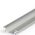 Profilé LED GROOVE10 /1m anodisé (BC/UX)