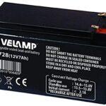 Batterie au plomb rechargeable 12V 7Ah
