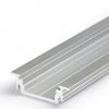 Profilé LED GROOVE10 /1m alu brut (BC/UX)