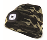 Bonnet LED rechargeable camouflage