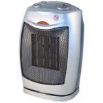Radiateur soufflant céramique 1,5kW