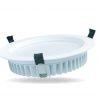 Downlight LED 25W 2200Lm Ø228mm 4000K blanc neutre